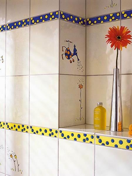 Уютная ванная комната - это место, в котором вы заряжаетесь бодростью на день грядущий и умиротворяетесь после тяжёлого трудового дня